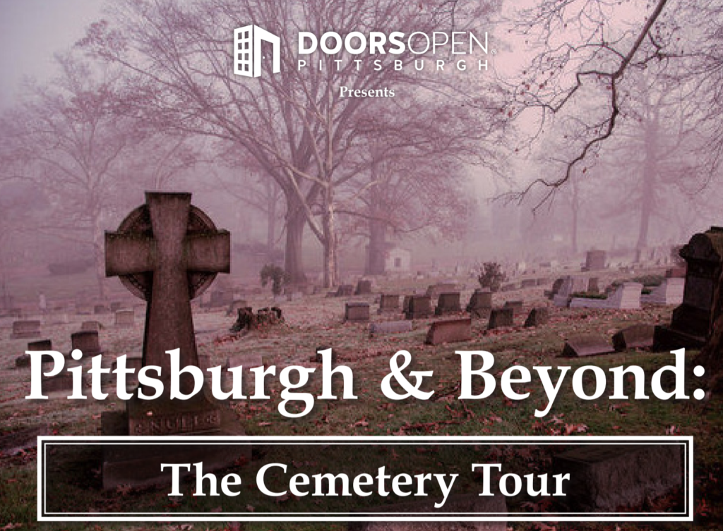 Pittsburgh cemetery bus tour