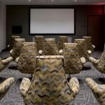 Even Hotel Pittsburgh screening room