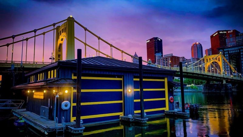 Pittsburgh River Rescue Boathouse