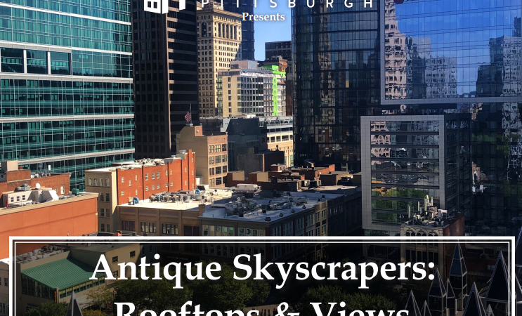 Antique Skyscrapers' Rooftops & Views