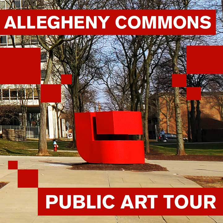 Allegheny Commons Public Art Tour — May 22 & 29