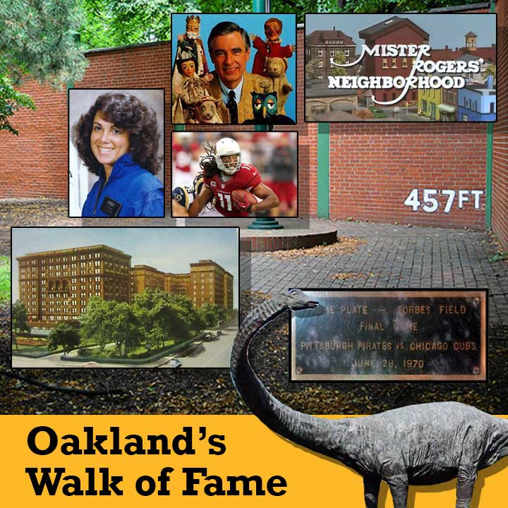 Oakland's Walk of Fame — June 5 & 6