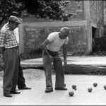 Bocce Players at Lega Toscana ethnic club