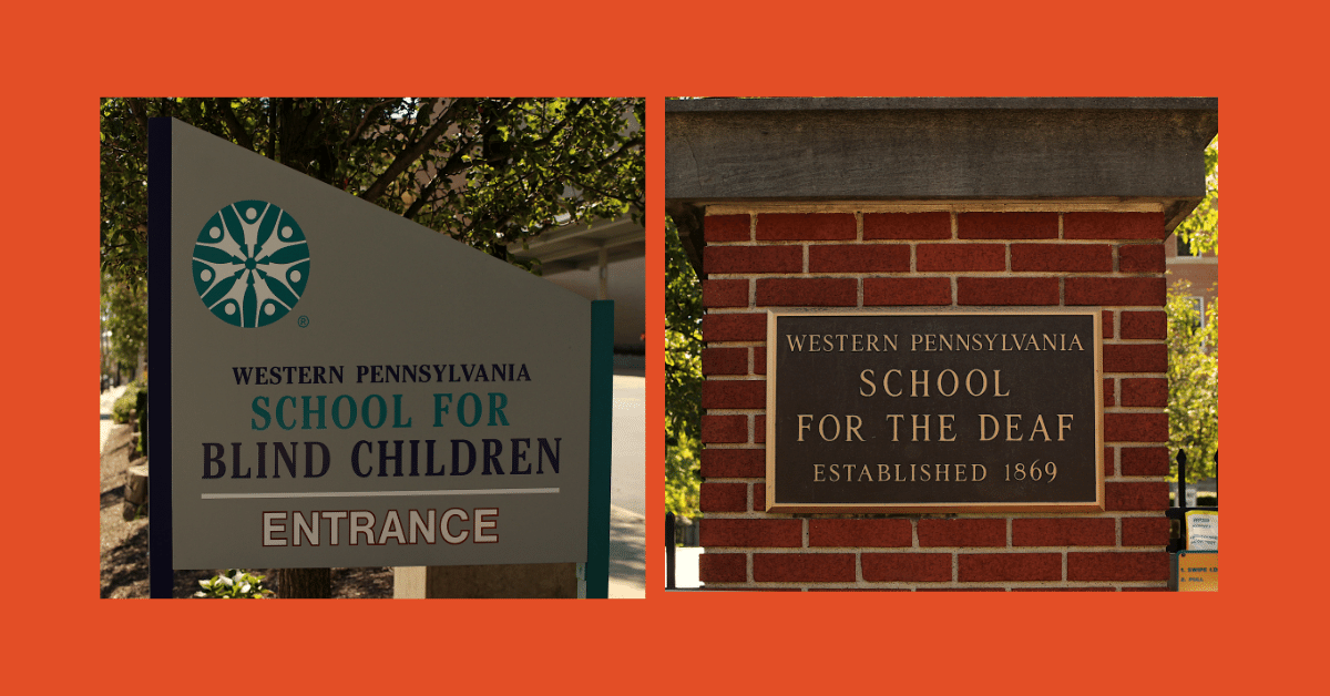 Pittsburgh—Home to Two of Pennsylvania's Schools for the Deaf and Blind