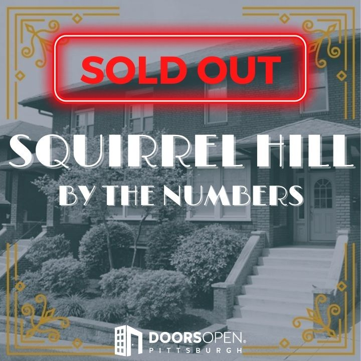 Squirrel Hill by The Numbers — November 13 & 14